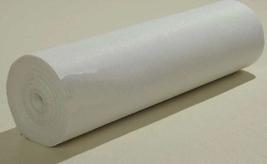 100% Polyproplene Punched Needle Felt Filter Cloth Extraordinary Light Resistance