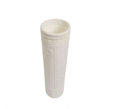 Polyester Needle Solvent Liquid Filter Bag 100 Micron Diameter 120 - 300mm