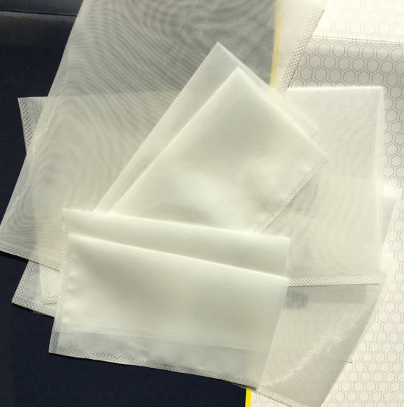 Heat Press Industrial Filter Bags Lower Density Recyclable For Rosin Extraction