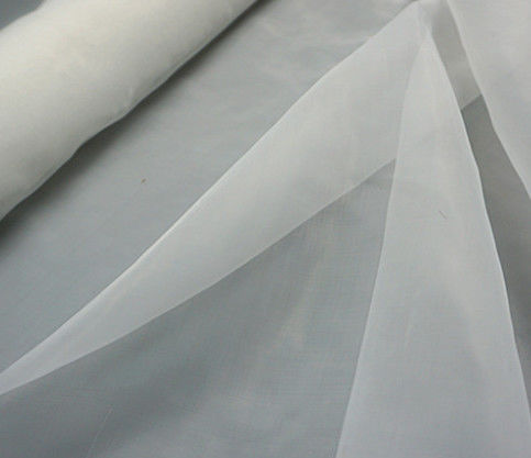 Woven Micron Nylon Monofilament Mesh Fabric 0.35mm-1.2mm Thickness
