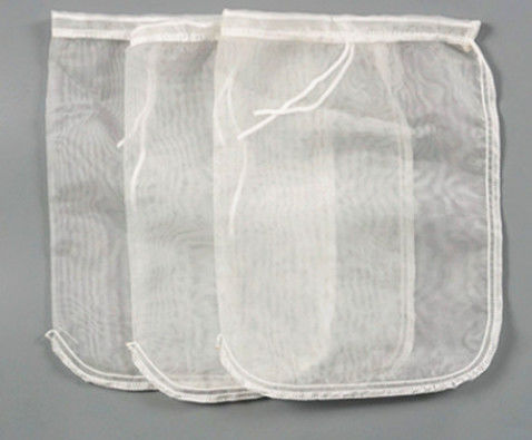 Water Filtration Filter Mesh Fabric / 5um-200um Micron Polyester Filter Fabric