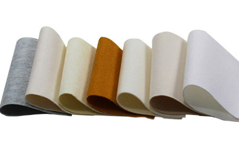P84 PTFE Needle Felt Filter Cloth Non Woven Needle Dust Filter Cloth